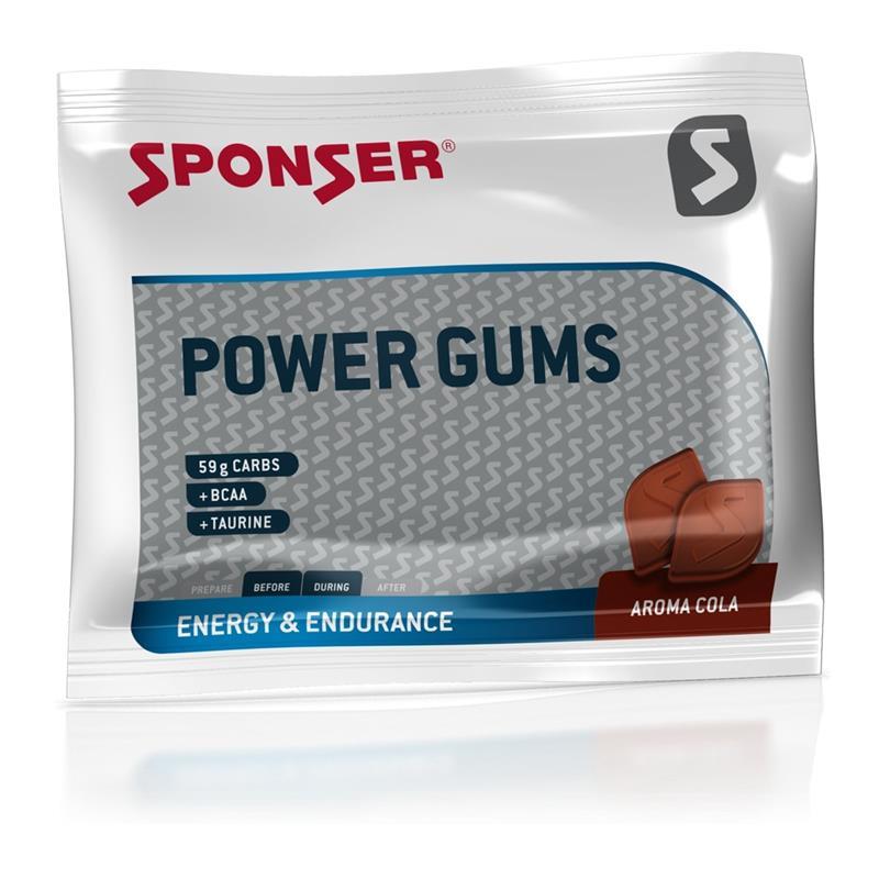 Sponser Power Gums Cola, 75 g