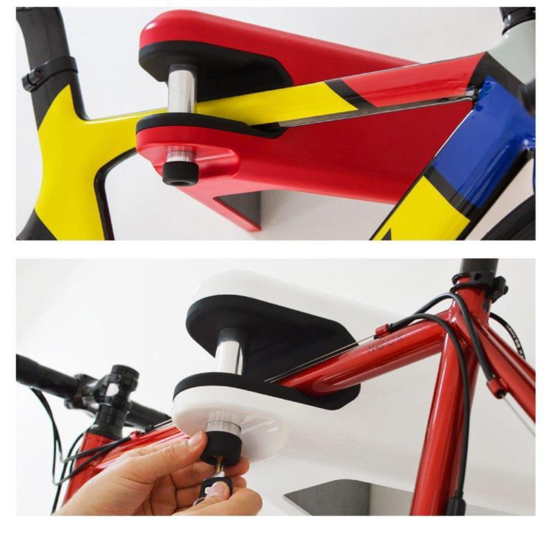 Hiplok Fahrrad Wandhalterung Airlok