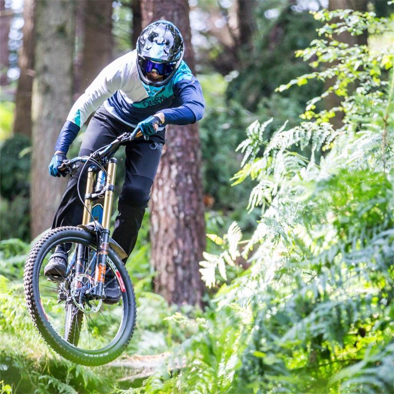 O'Neal Herren Mountainbike Hose Legacy, Grau