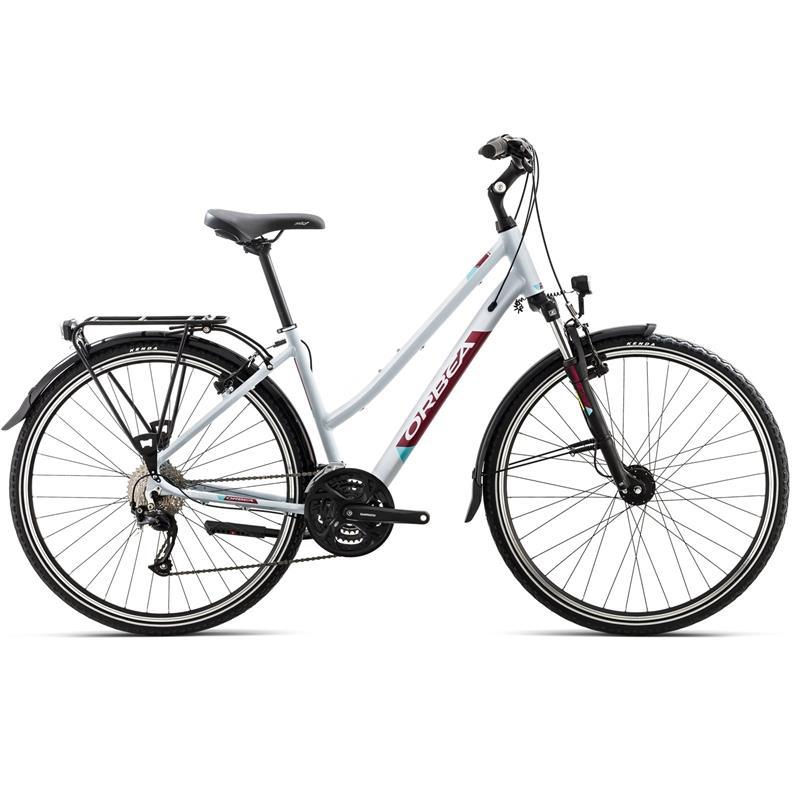 """Orbea Unisex Fahrrad Comfort 22 Pack Trekkingrad, 27 Gang, 28"""""""