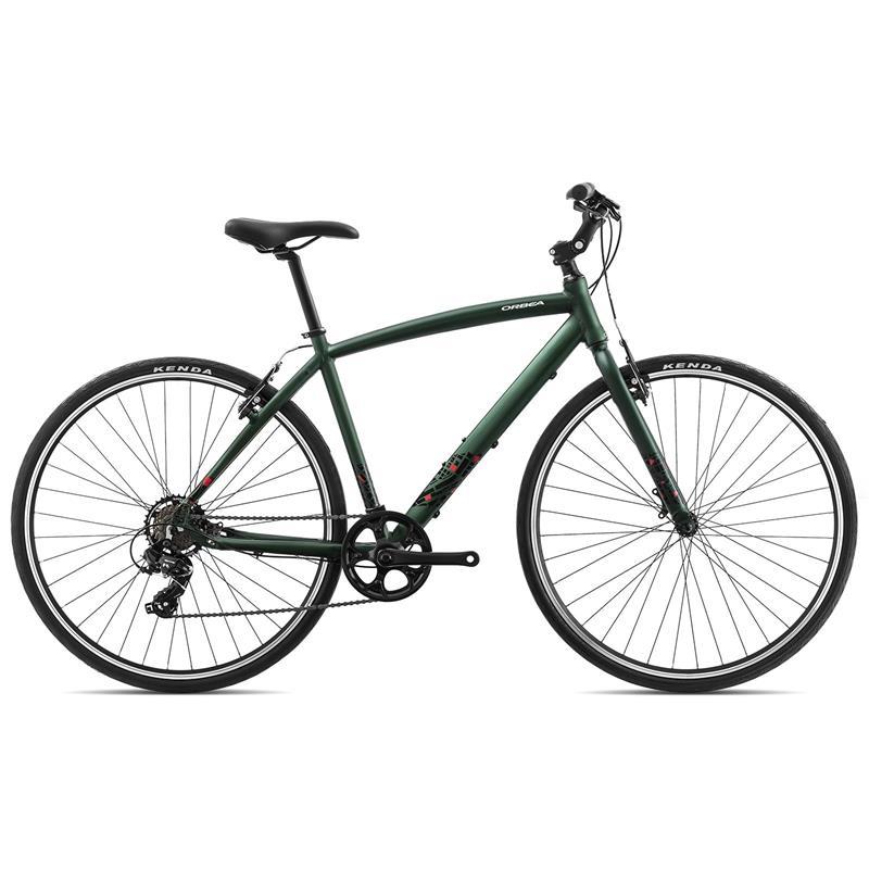 "Orbea Unisex Fahrrad Carpe 50 Stadtrad, 7 Gang, 28"""