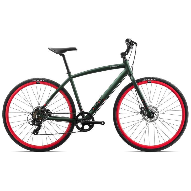 "Orbea Unisex Fahrrad Carpe 40 Stadtrad, 7 Gang, 28"""
