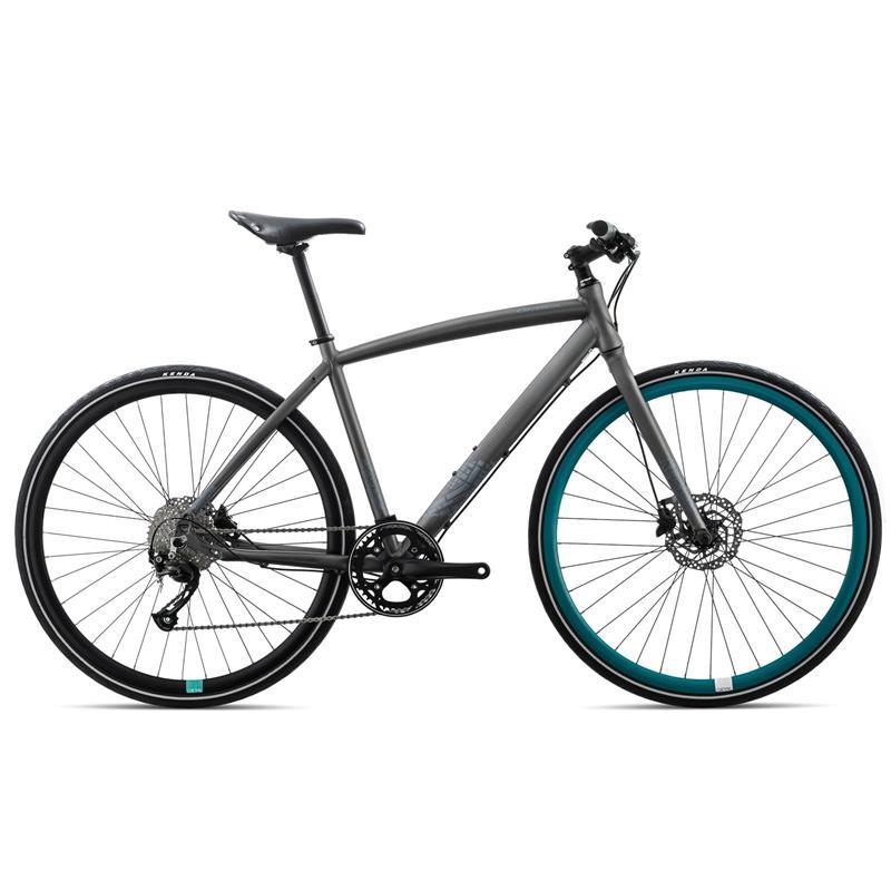 "Orbea Unisex Fahrrad Carpe 20 Stadtrad, 9 Gang, 28"""