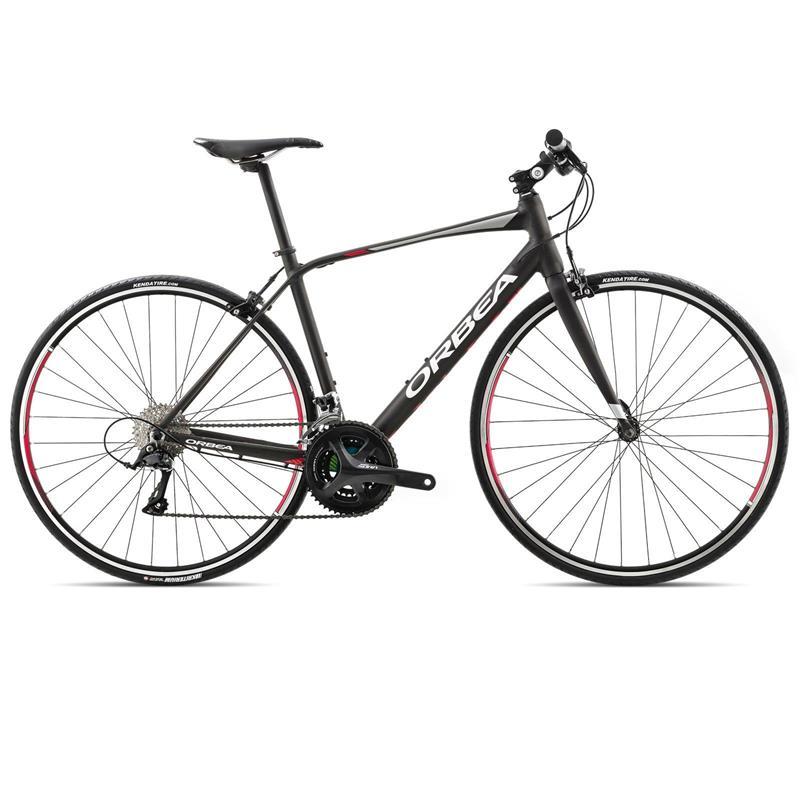 "Orbea Unisex Fahrrad Avant H50F Rennrad, 27 Gang, 28"""