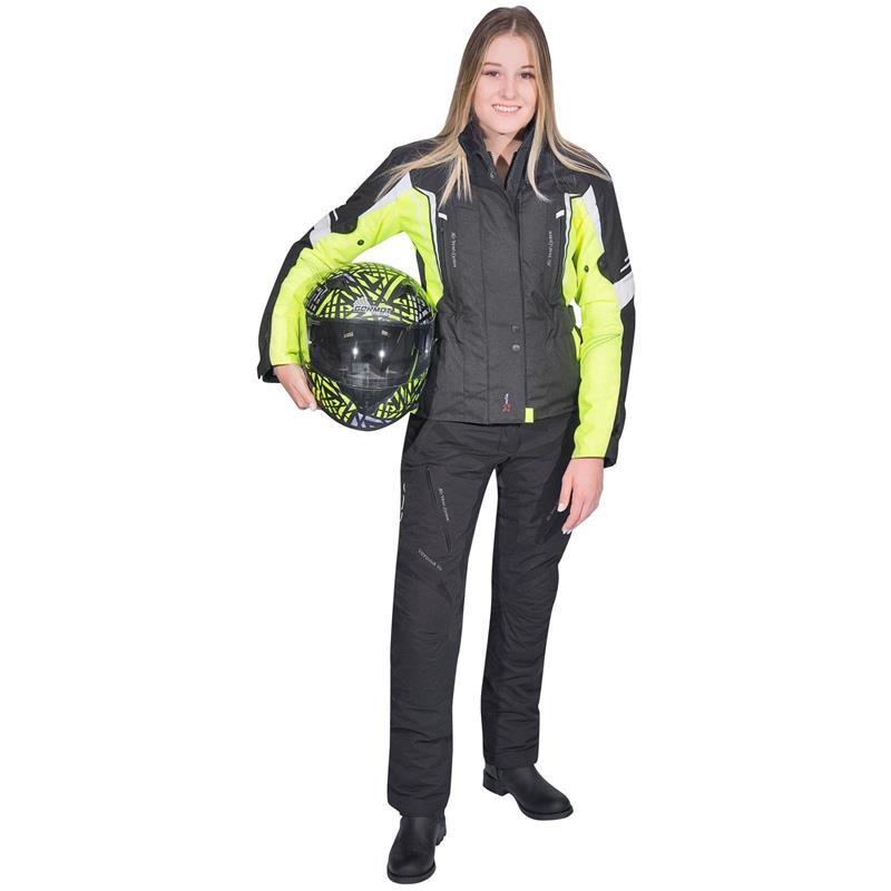 Germot Damen Motorradjacke Xantia
