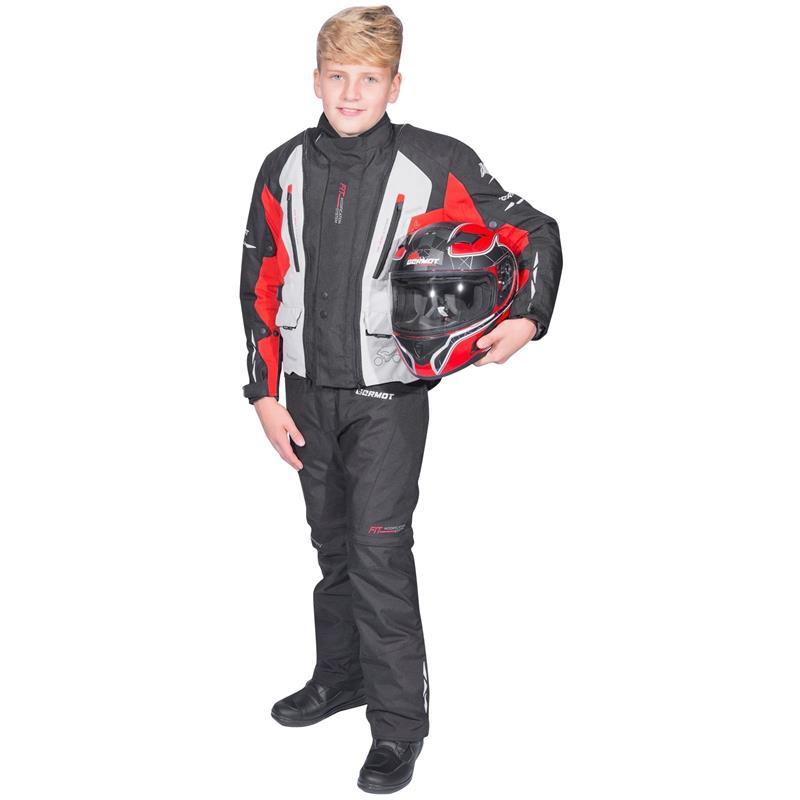 Germot Kinder Motorradjacke Runner