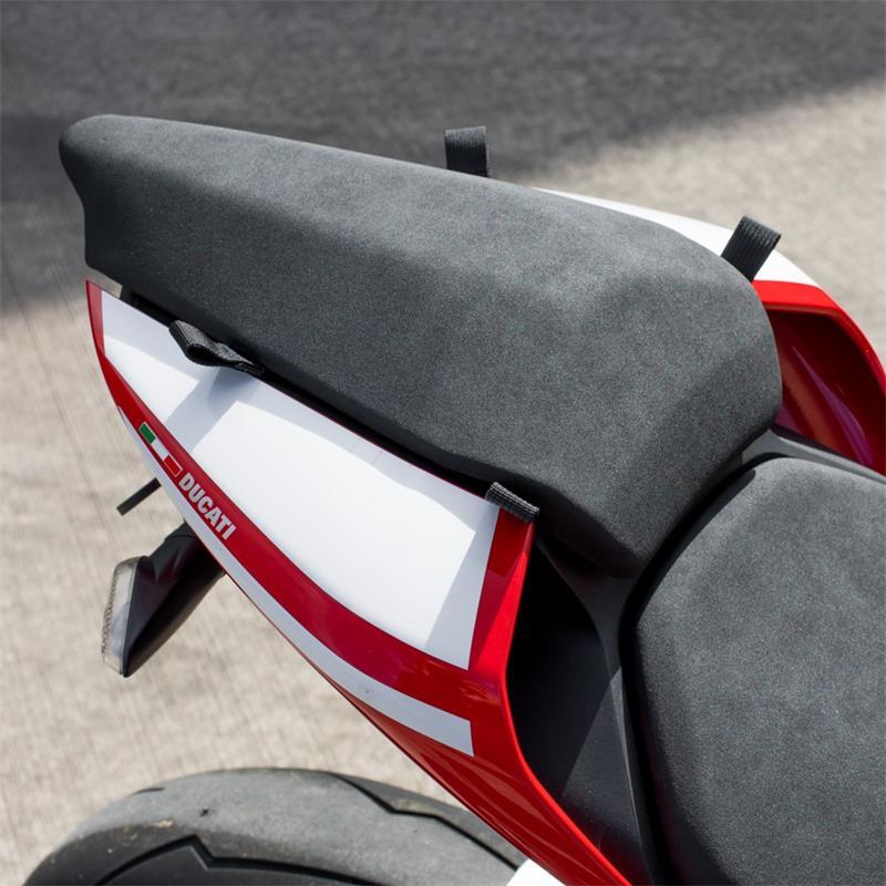 Kriega Befestigungsset US-Drypack Kompatibel mit Ducati Panigale 959/1299, Schwarz