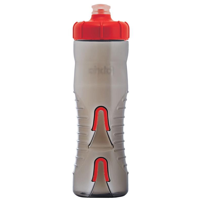 Fabric Trinkflasche Cageless Transparent 750 ml