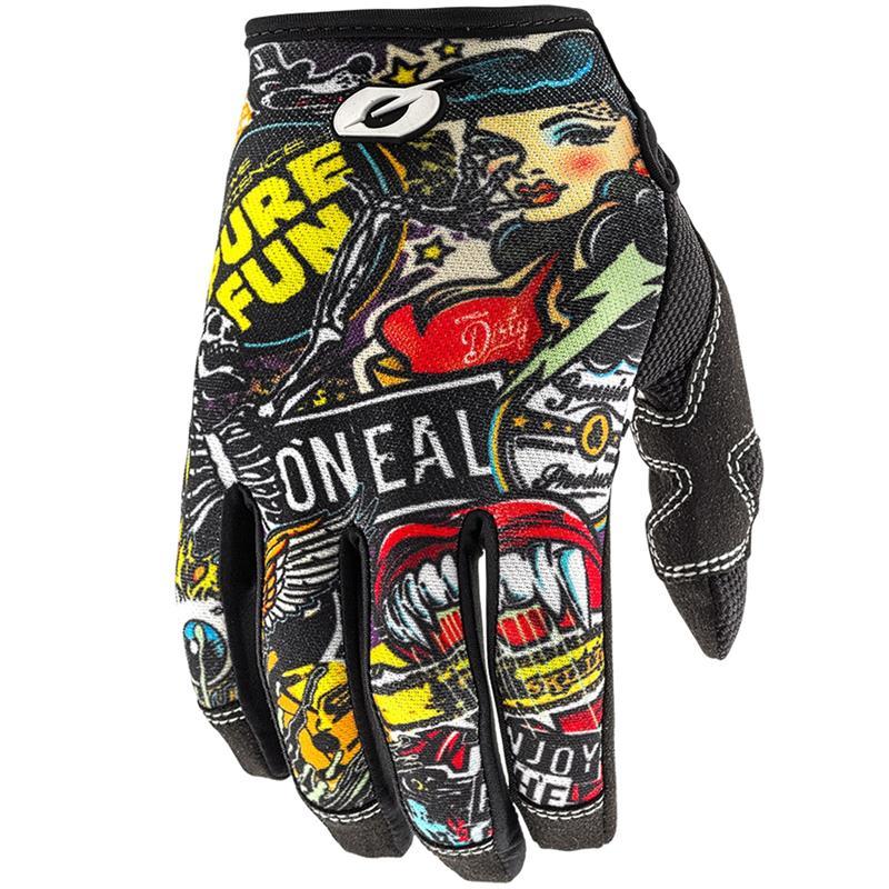 O'NEAL Unisex Handschuhe Mayhem Crank II, Mehrfarbig