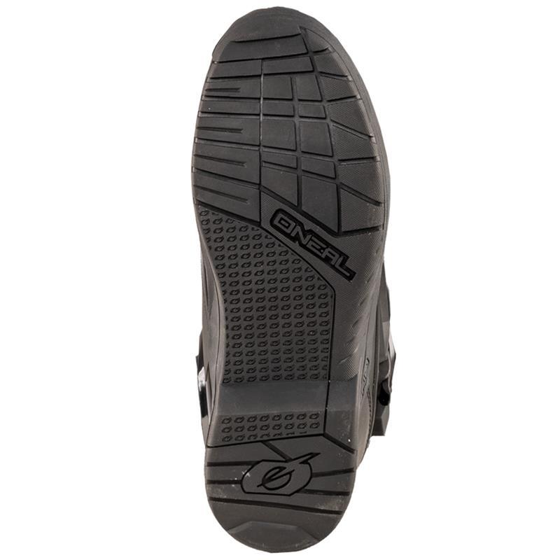 O'NEAL Unisex Motocross Stiefel RSX Boot, Schwarz