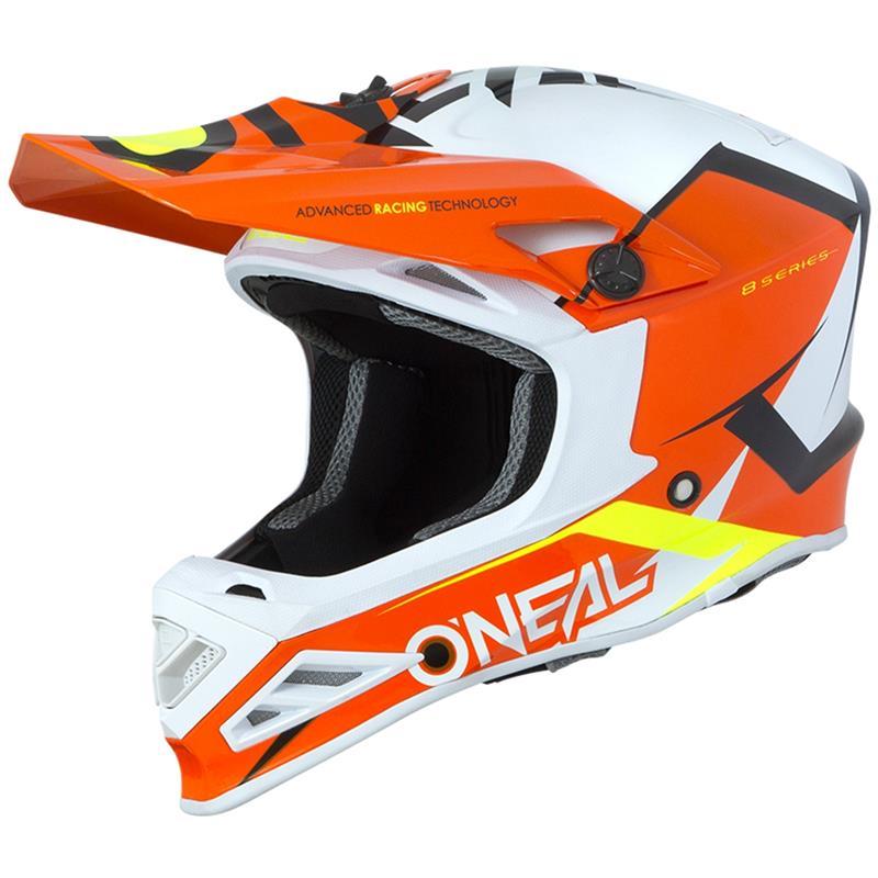 O'NEAL Crosshelm 8SRS Blizzard