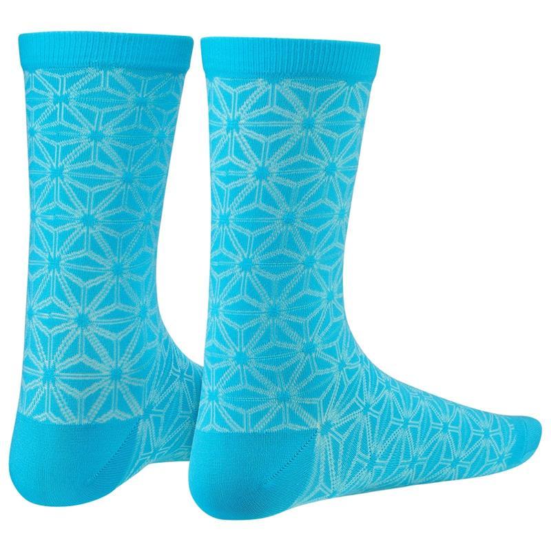Supacaz Unisex Socken Supasox Asanoha