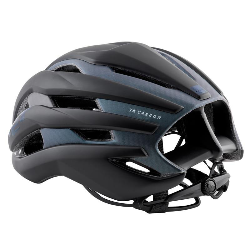 MET Fahrradhelm Trenta 3K Carbon