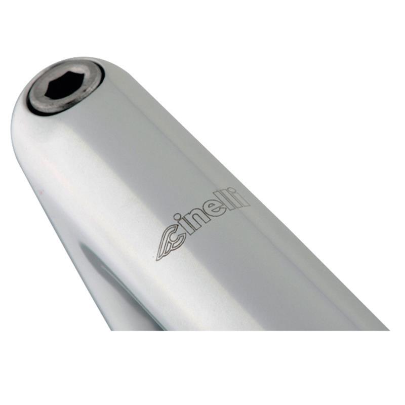 Cinelli Lenkervorbau 1A Stem 110 mm, Silber