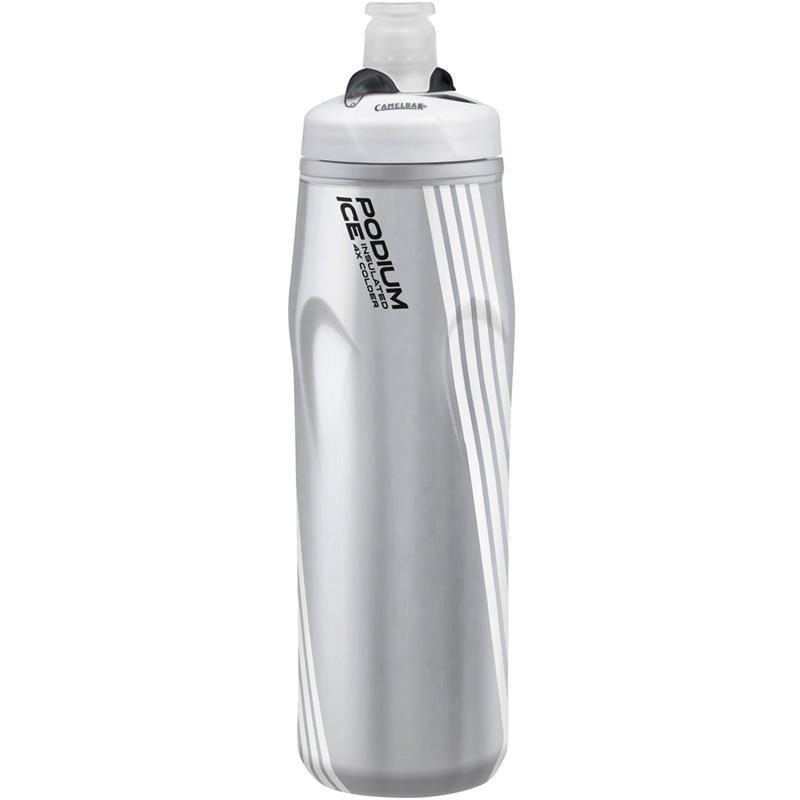 Camelbak Trinkflasche Podium Ice 620 ml, Silber