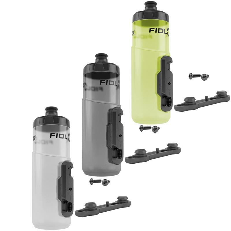 Fidlock Trinkflasche & Halterung Twist 600 ml