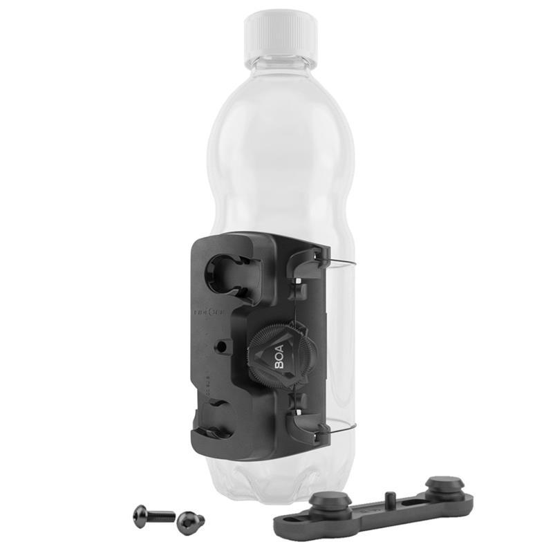 Fidlock Flaschenhalter Twist Uni Connector, Schwarz