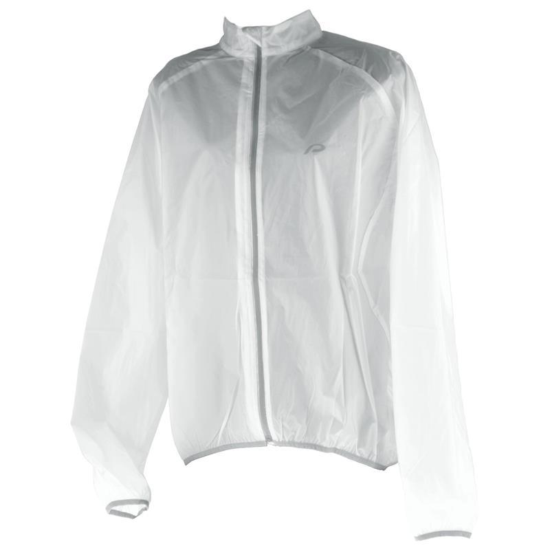 Protective Herren Regenjacke Raincover, Weiß