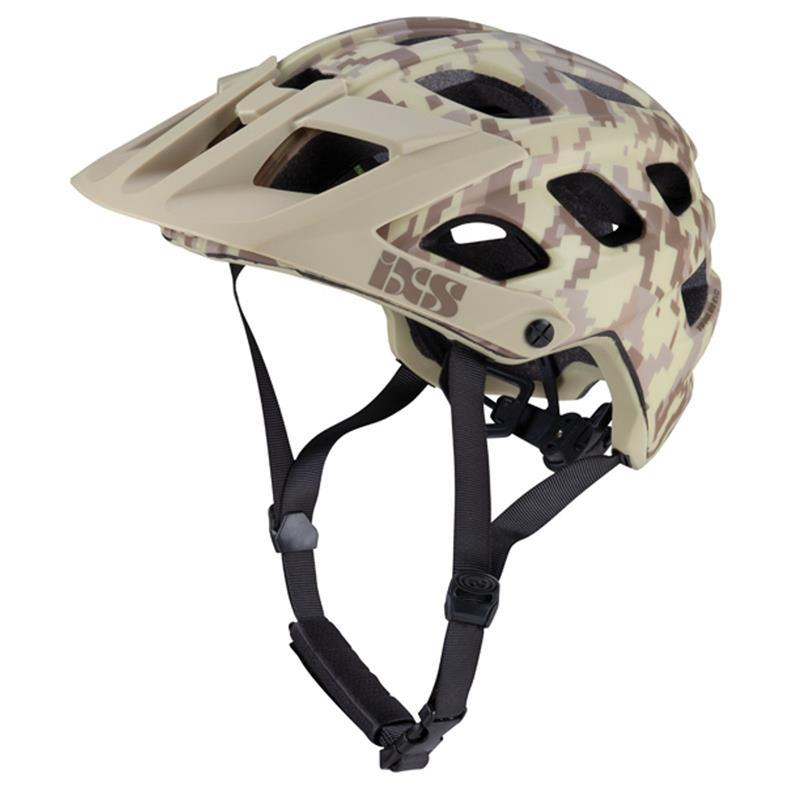 iXS Fahrradhelm Trail RS Evo Camo