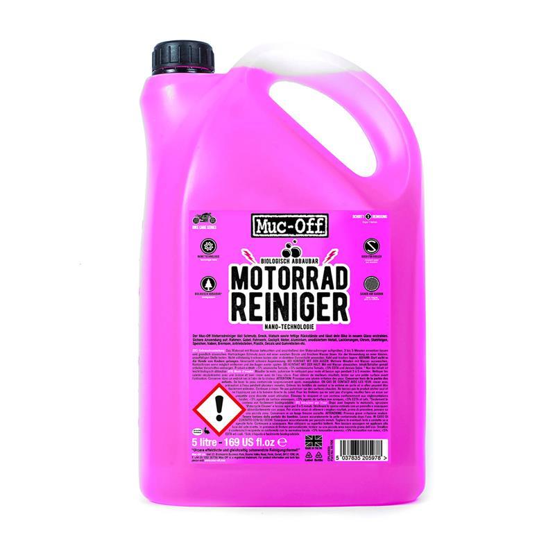 Muc Off Motorradreiniger Motorcycle Cleaner 5 Liter