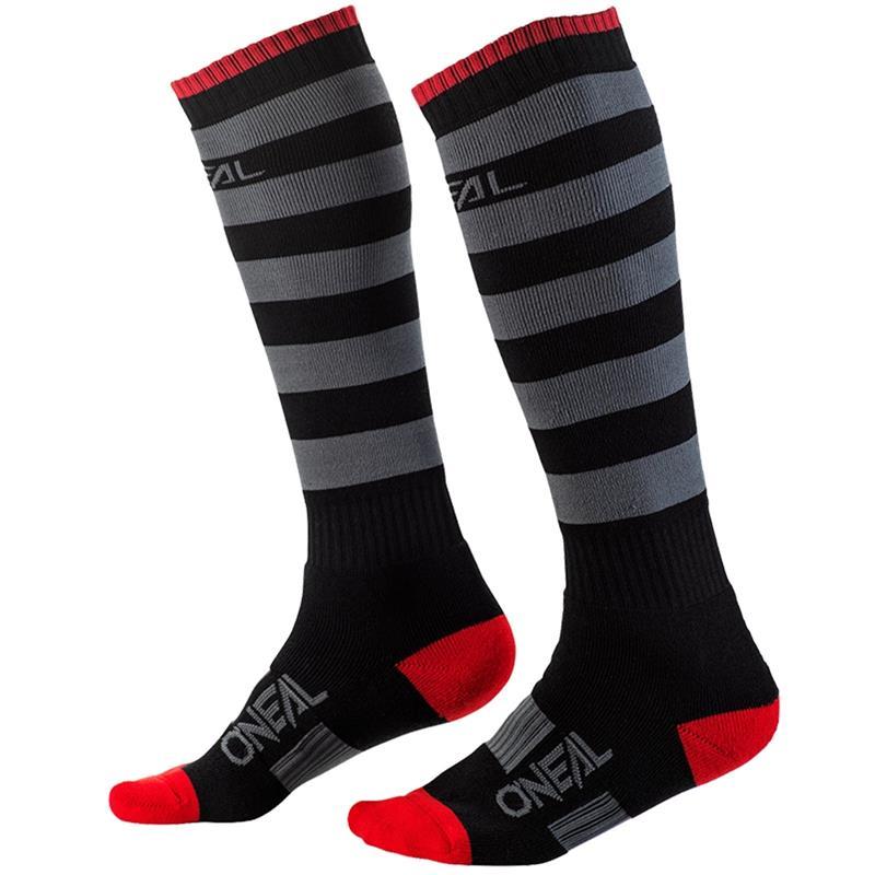 O'Neal Unisex Socken Pro MX Scrambler, Schwarz