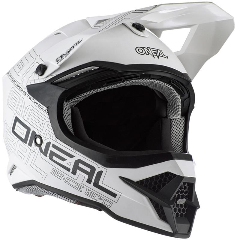 O'NEAL Crosshelm 3SRS Flat 2.0