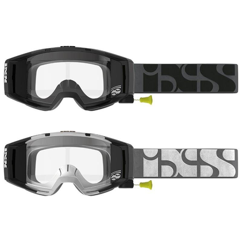 iXS Crossbrille Trigger+ Goggle