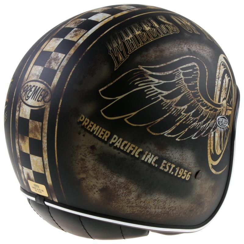Premier Jethelm Vintage OP 9 BM, Bronze
