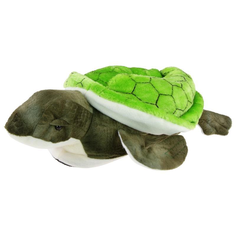 Tierhausschuhe Herren Hausschuhe Schildkröte, Grün