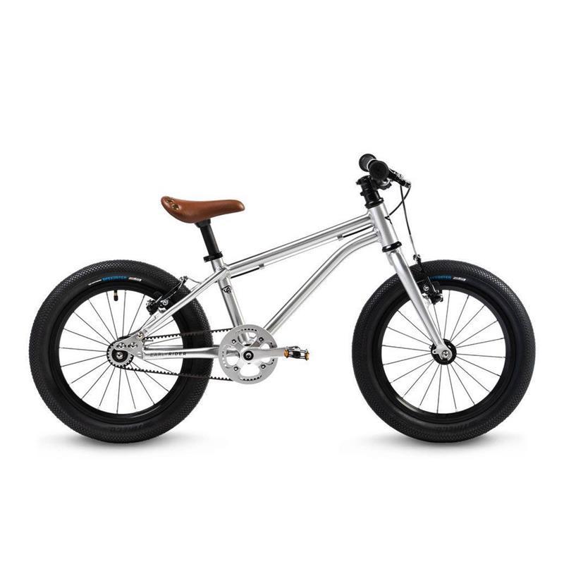 "Early Rider Kinderfahrrad Belter 16 Urban, 1 Gang, 16"", Silber"