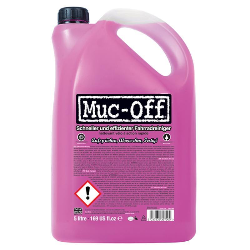 Muc Off Fahrradreiniger Bike Cleaner 5 Liter