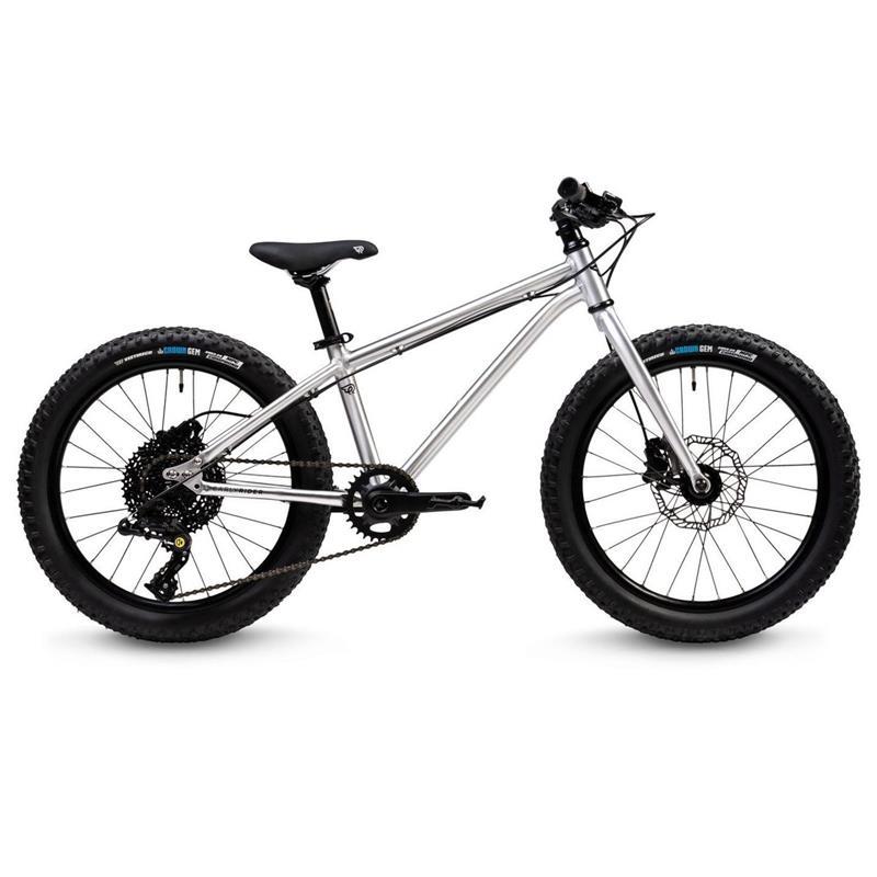 "Early Rider Kinderfahrrad Seeker Mountainbike, 8 Gang, 20"", Silber"