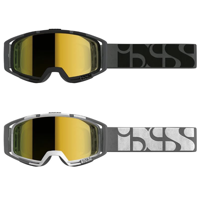 iXS Crossbrille Trigger+ Goggle Polarized