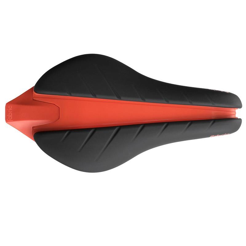 Fabric Unisex Fahrradsattel Tri Flat Elite