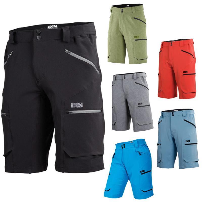 IXS Herren Mountainbike Shorts Tema 6.1