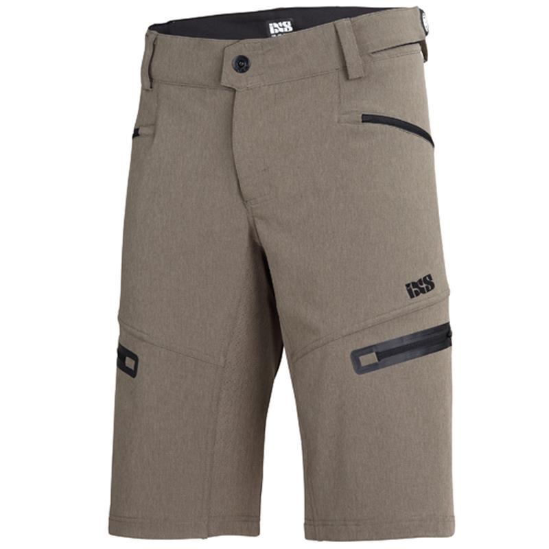 IXS Herren Mountainbike Shorts Sever 6.1 BC