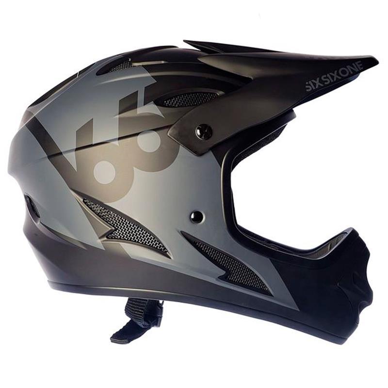 SixSixOne Unisex Fullface Helm Comp