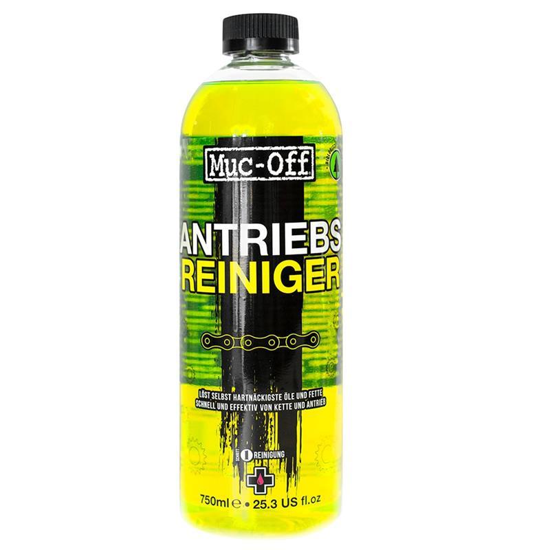 Muc Off Fahrradreiniger Nachfüllflasche Drivetrain, 0,75 Liter