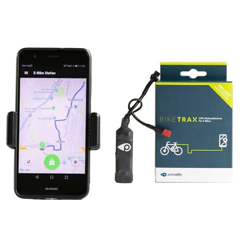 BikeTrax GPS-Tracker Universal