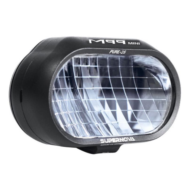 Supernova LED Scheinwerfer M99 Mini Pure E-25