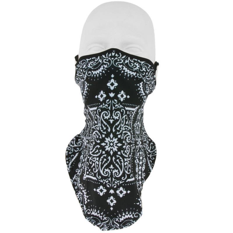 (( earbags   MULTIFUNKTIONSTUCH Mund Maske mit Ohrenschlaufe