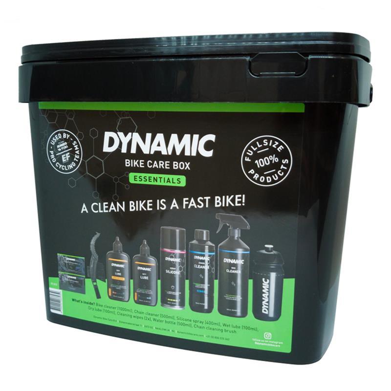 Dynamic Fahrrad Pflege- und Reinigungsset Bike Care Box