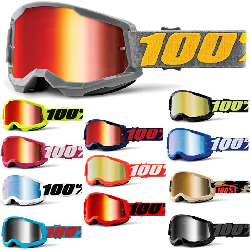100% Crossbrille Strata 2 Verspiegelt
