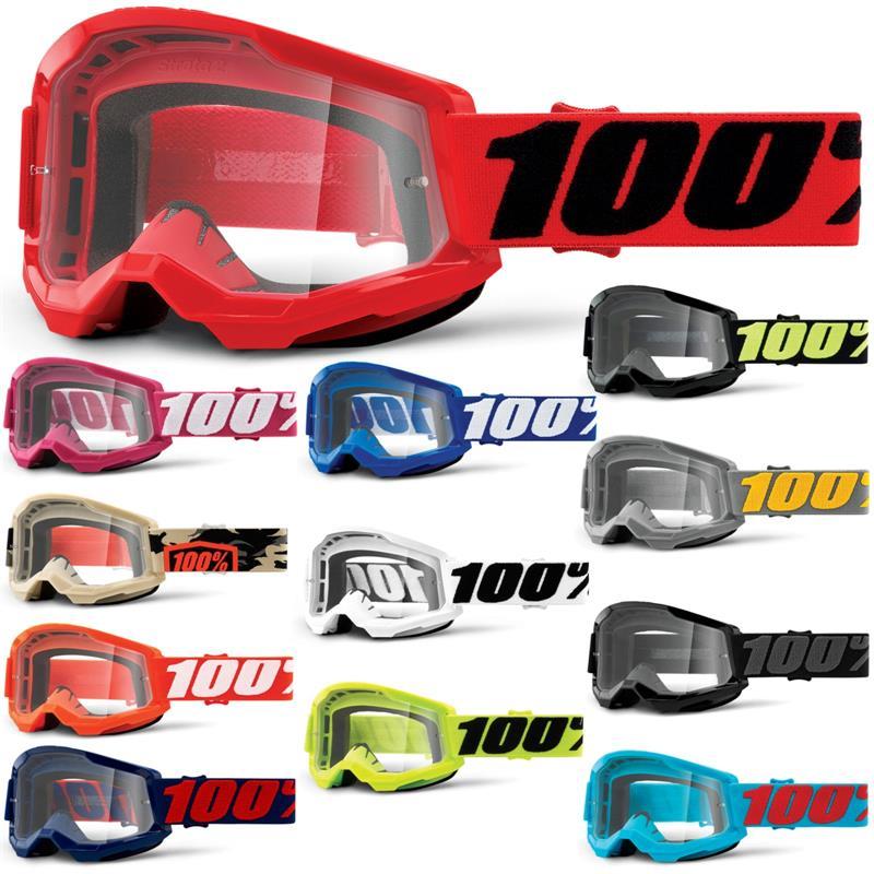 100% Crossbrille Strata 2 Klar