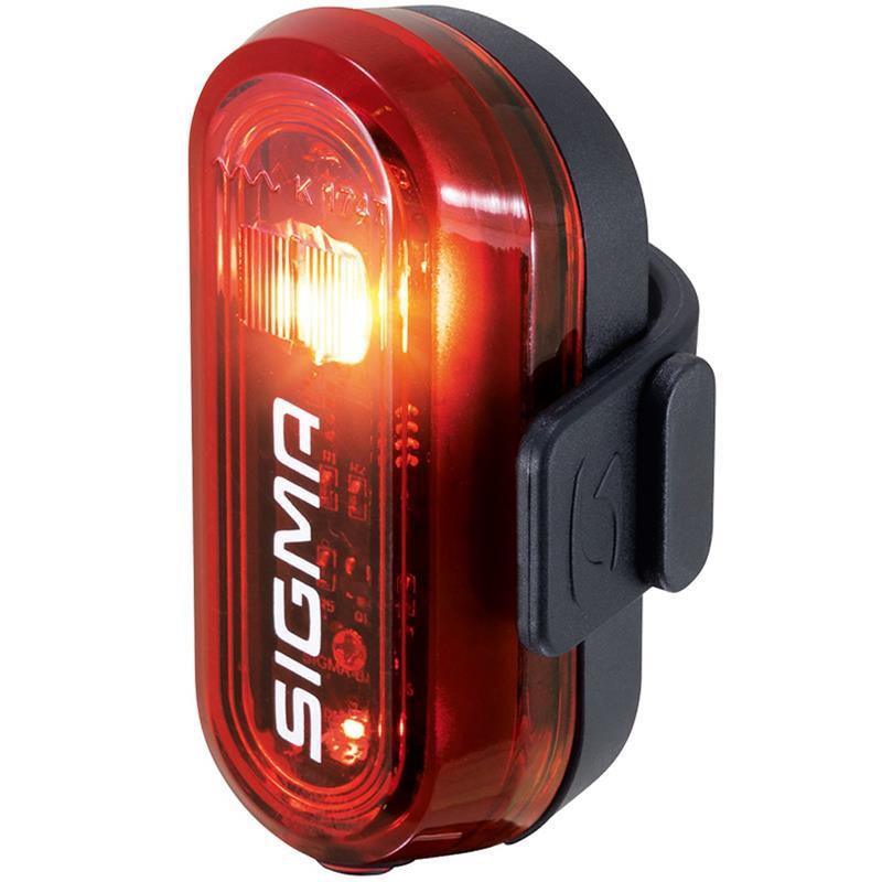 Sigma Sport LED Rücklicht Curve, Schwarz