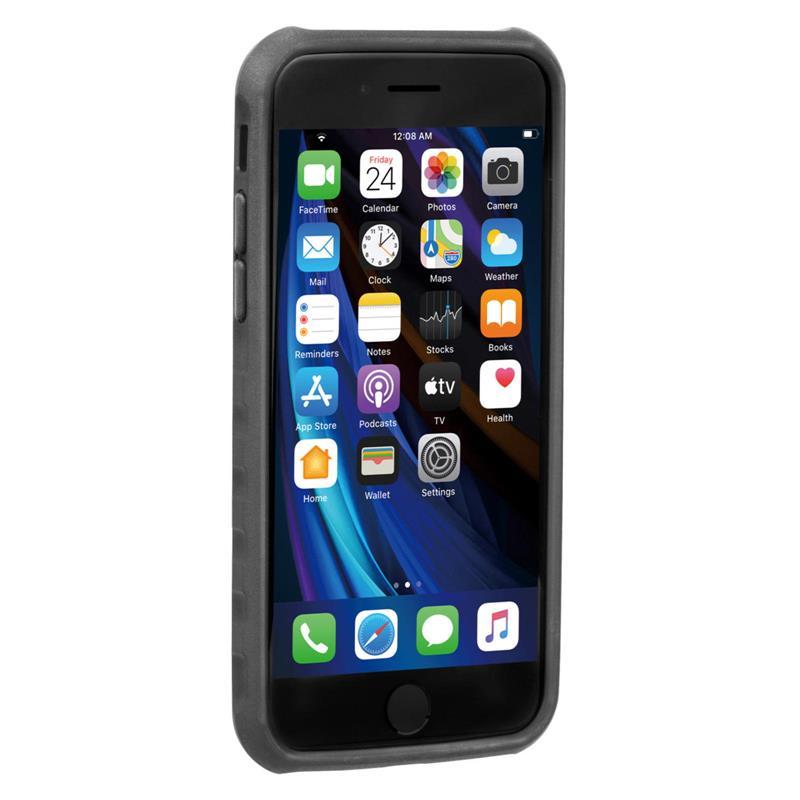 Topeak Handyhülle & Halterung RideCase Kompatibel mit Apple iPhone 8 / 7 / 6s / 6 / SE 2.Gen