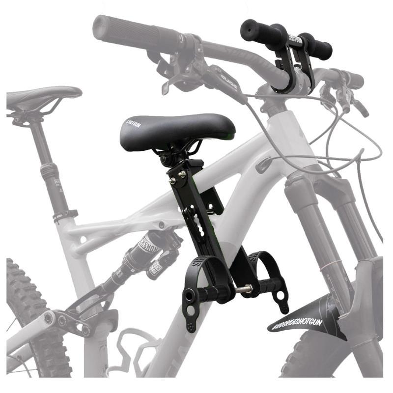 Kids Ride Shotgun Kinder Fahrradsitz & Lenker Combo Set