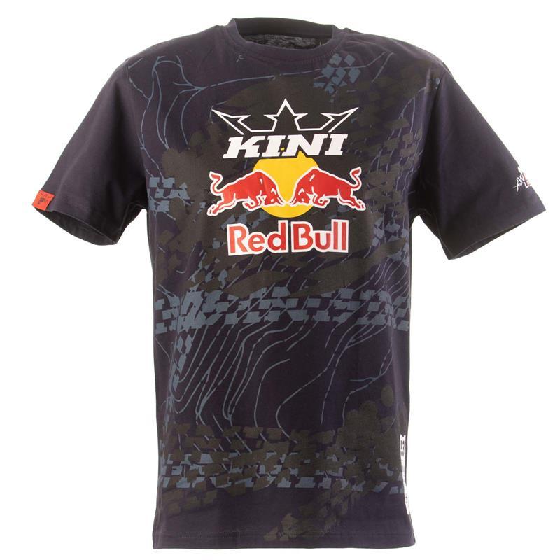 KINI Red Bull Herren T-Shirt Topography Tee