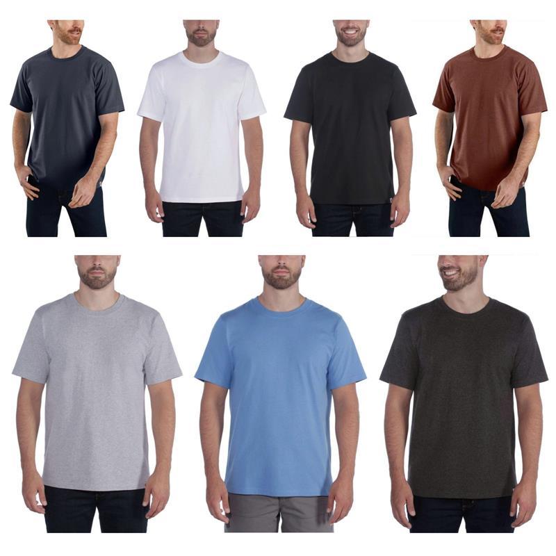 Carhartt Herren T-Shirt Workwear Solid