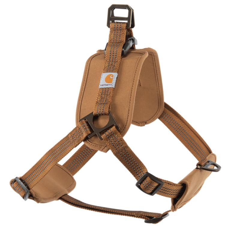Carhartt Hunde Geschirr Training Harness, Braun